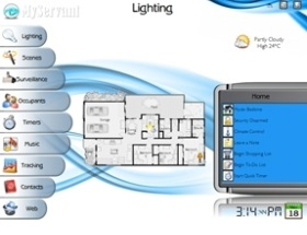 Home Automation UI